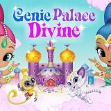 Игра Шиммер и Шайн: Небесный дворец Джиннов