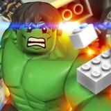 Игра Мстители: Лего Халк
