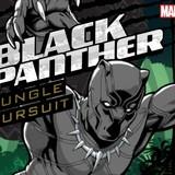 Игра Черная Пантера: Преследование в Джунглях