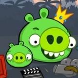 Игра Плохие Свиньи Стрелялка