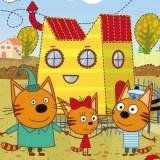 Игра Три Кота: Карамелька