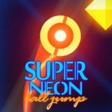 Игра Прыжки Супер Неонового Шара